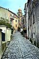 Riventosa rue principale du village.jpg