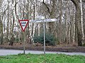 Road Sign at Junction - geograph.org.uk - 347216.jpg