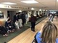 Robert Aderholt's staff at the Truman Bowling Alley.jpg