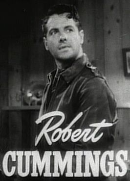 Robert Cummings in Saboteur (1942)