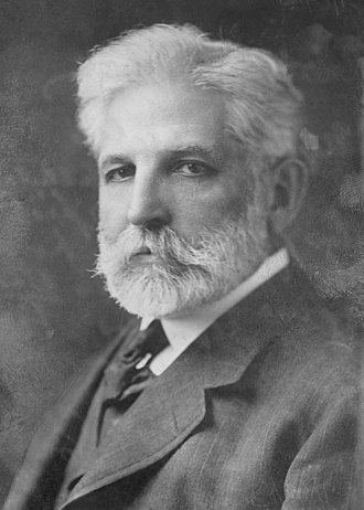 Brookings Institution - Founder Robert S. Brookings (1850-1932)