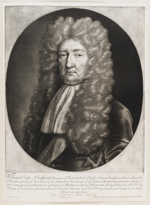 Duke of Bedford - William Russell, 1st Duke of Bedford
