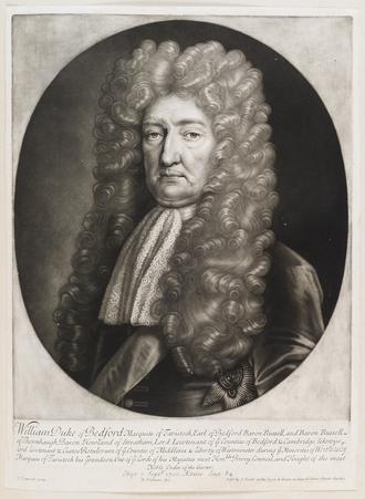 Duke of Bedford - William Russell, 1st Duke of Bedford
