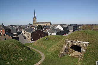Ardennes (department) - The small town of Rocroi was a sub-prefecture of Ardennes until 1926.