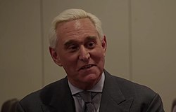 Roger Stone - Interview on Showtime - 2019