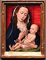 Rogier van der weyden (bottega), madonna col bambino, 1460-65 ca.jpg