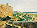 Rohde, Outside Girgenti 1899.jpg
