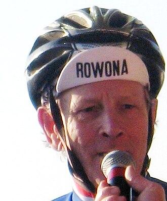 Rolf Wolfshohl - Wolfshohl in 2008