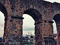 Romain ruins in Constantine Algeria.jpg