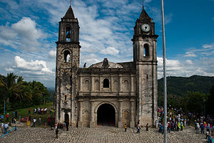 Zozocolco de Hidalgo - A Roman Catholic church in Zozocolco.