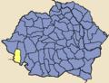 Romania interwar county Caras.png