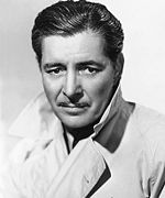 Black and white publicity photo of Ronald Colman.