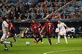 Ronaldinho, Pato y Di maria (5097601569).jpg