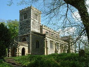 Roos - All Saints' Church, Roos