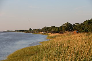Gironde estuary Largest estuary in Western Europe