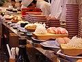 Rotating sushi bar by strollers.jpg