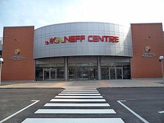 Ignat Kaneff - Image: Rousse University Kaneff Centre 01