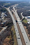 Route 2 and I-190 interchange aerial.jpg