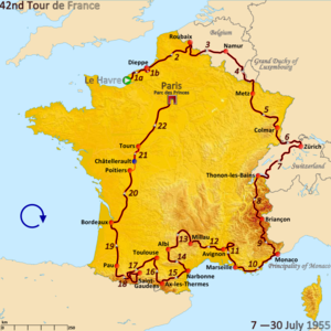 Route of the 1955 Tour de France.png