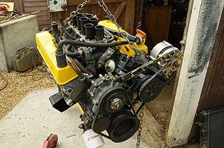 Rover V8 engine Motor vehicle engine