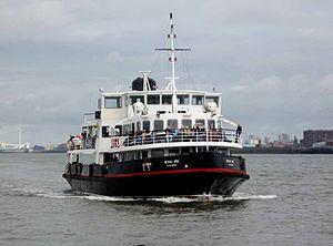 MV Royal Iris of the Mersey - Image: Royal iris mersey ferry