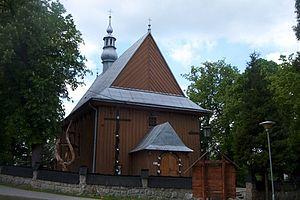 Rożnów, Lesser Poland Voivodeship - Church