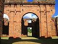 Ruínas de arcada da nave da Igreja de São Miguel Arcanjo.JPG