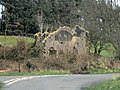 Ruin on junction in Taliaris Forest - geograph.org.uk - 145288.jpg