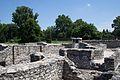 Ruins in the park of the Aquincum Museum.jpg