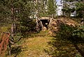 Ruins of a German Fortification, WWII - panoramio.jpg