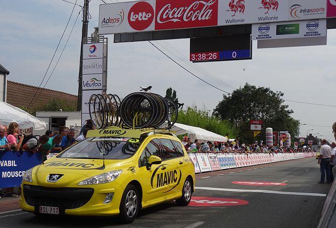 Rumillies (Tournai) - Tour de Wallonie, étape 1, 26 juillet 2014, arrivée (A33).JPG