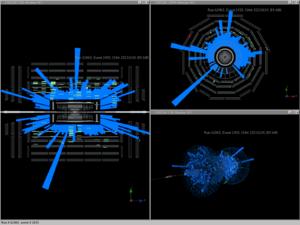 Compact Muon Solenoid - Image: Run 62063ev 2433