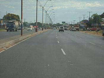 Ruta Transchaco en MRA