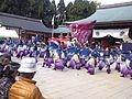 Ryôzengokoku-jinja Shintô Shrine - Ryôma-Yosakoi1.jpg