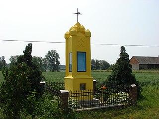 Rzuchów, Greater Poland Voivodeship Village in Greater Poland Voivodeship, Poland