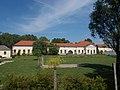Sándor-Metternich Mansion, west wing. - Biatorbágy, Pest County, Hungary.jpg