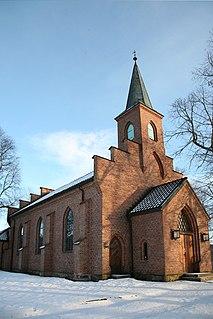 Sørkedalen Church Church in Oslo, Norway