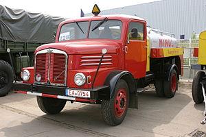 Minol - IFA S4000-1 based Minol tanker