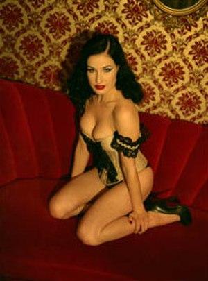 Dita Von Teese - Von Teese is a prominent Neo-Burlesque performer