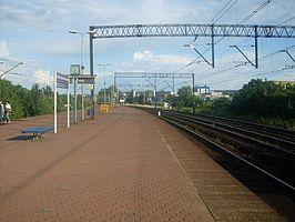Gdańsk Przymorze-Uniwersytet railway station