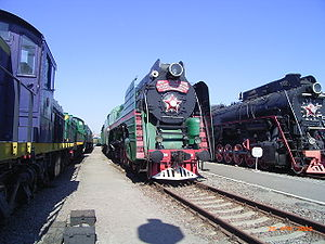 Kolomna Locomotive Works - Last steam locomotive built