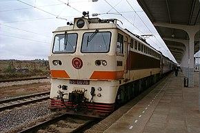 韶山7型电力机车