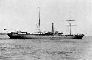 SS Nubian (after lengthening)