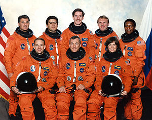 STS-89 - Image: STS 89 crew