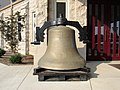 Sacred Heart Cathedral bell - Davenport, Iowa.jpg