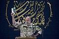 Saeed Ghasemi سخنرانی سعید قاسمی فرمانده سابق جنگ در قصر شیرین 31.jpg
