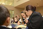 Sailors visit elementary school for Thanksgiving meal 151119-N-EX237-030.jpg