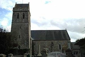 L'église Saint-Lô (13e s.).