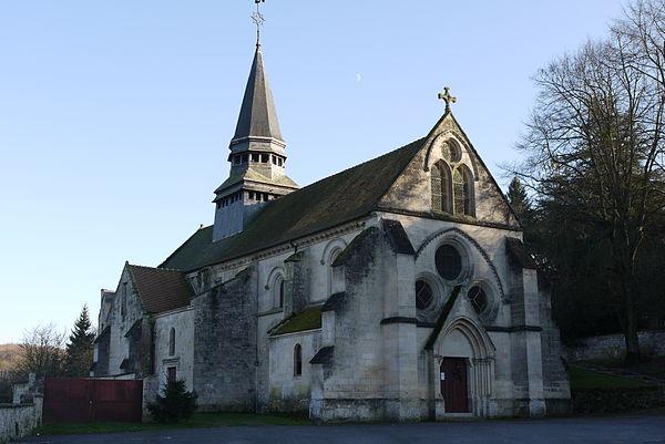 Photo de la ville Corcy
