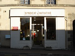 Le syndicat d'initiative en 2012.